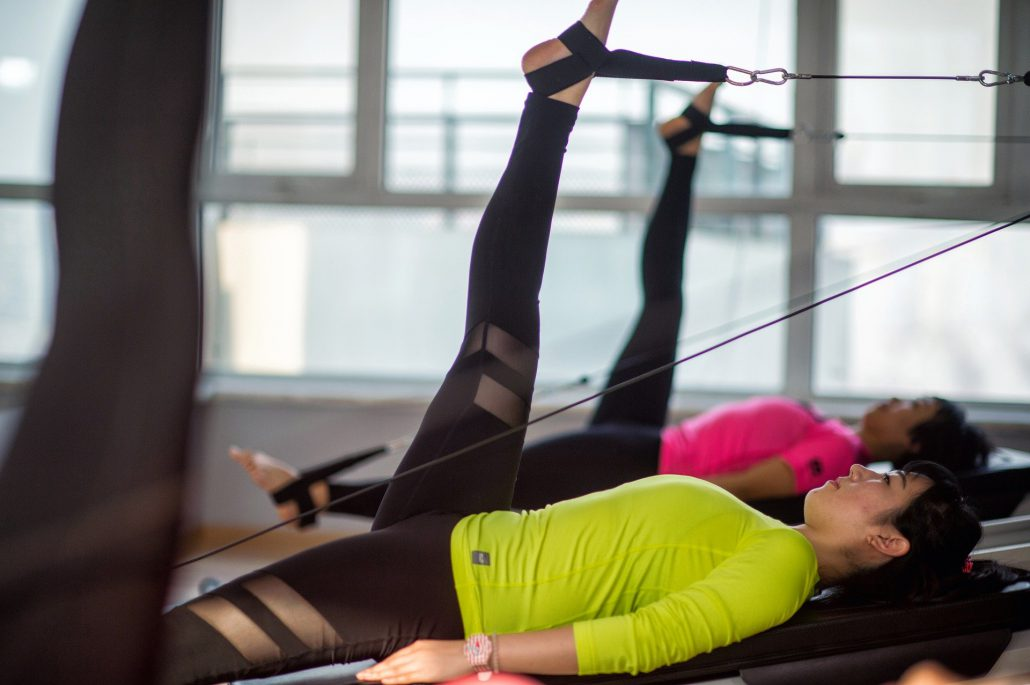 pilates classes portland